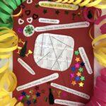 """Collage """"Ich denk an dich"""" - Das Siegerwerk von Jasna Aiello"""